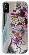 Mardi Gras Voodoo In New Orleans IPhone X Case