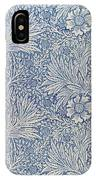 Marigold Wallpaper Design IPhone Case