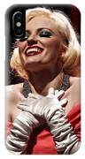 Marilyn IPhone X Case