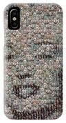 Marilyn Monroe Bubble Glass Mosaic IPhone Case