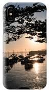 Marina At Sunrise IPhone Case