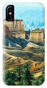 Markagunt Plateau In Zion National IPhone Case
