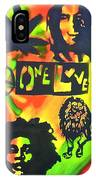 Marley Forever IPhone Case