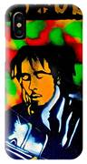 Marley Rasta Guitar IPhone Case