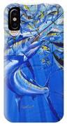 Marlin Ladies Shirt IPhone Case