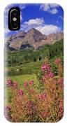 Maroon Bells - Fm000018 IPhone Case
