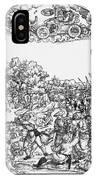 Mars, Roman God Of War IPhone Case