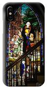 Martin Luther At Historic Zion IPhone Case