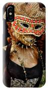 Mask Ball IPhone Case