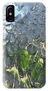 Matalic Angle Wings  Art IPhone Case