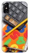 Mathematics Tools IPhone Case
