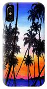 Mayaro Red Dawn IPhone Case