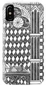 Medieval Mathematicians IPhone Case