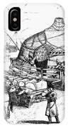 Medieval Tartar Huts IPhone Case