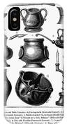 Medieval Utensils IPhone Case