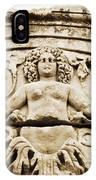 Medusa Of Ephesus Turkey IPhone Case