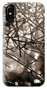 Melting Frost IPhone Case