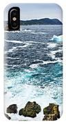 Melting Iceberg In Newfoundland IPhone Case