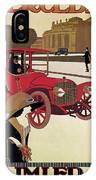 Mercedes Ad, C1914 IPhone Case
