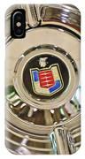 Mercury Wheel Emblem IPhone Case