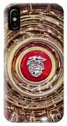 Mercury Wheel Rim IPhone Case