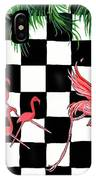 Merry Chase IPhone Case