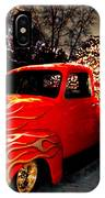 Merry Christmas From Vivachas IPhone Case