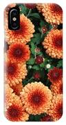 Merry Marigolds IPhone Case