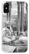 Mesue The Elder, Persian Physician IPhone Case