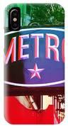 Metro Star IPhone Case