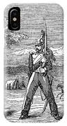 Mexican American War, 1846 IPhone Case
