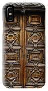 Mexican Door 4 IPhone Case