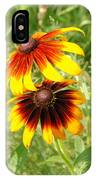 Mexican Sunflowers 2 IPhone Case
