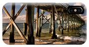 Mexico Beach Pier IPhone Case