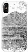 Mexico: Monterrey, C1846 IPhone Case