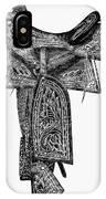 Mexico: Saddle, 1882 IPhone Case