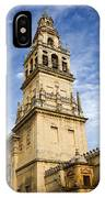 Mezquita Bell Tower IPhone Case