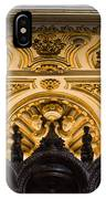 Mezquita Cathedral Choir Stalls Details IPhone Case