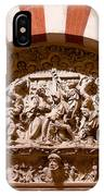 Mezquita Cathedral Religious Carving IPhone Case