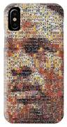 Michael Jordan Card Mosaic 3 IPhone Case