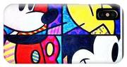 Mickey Colors IPhone Case