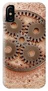 Microcogs IPhone Case