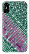 Micrograph Of Chip IPhone Case