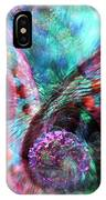Microscope Dreaming 3 IPhone Case