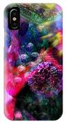 Microscope Dreaming 4 IPhone Case