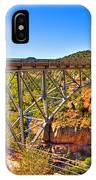 Midgley Bridge Sedona Arizona IPhone Case
