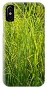 Midwest Prairie Grasses IPhone Case