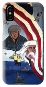 Military Mural IPhone Case