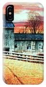 Mill Creek Farm IPhone Case