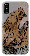Millie Fleur D'uccle IPhone Case